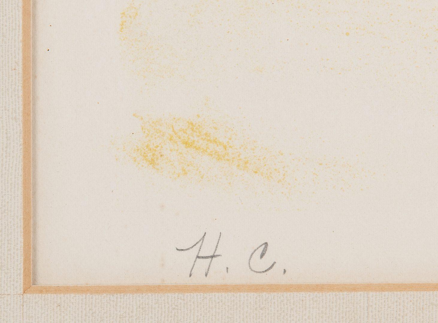 Lot 264: 3 20th Cent. French Lithographs, incl. Maurice Utrillo, Bernard Buffet