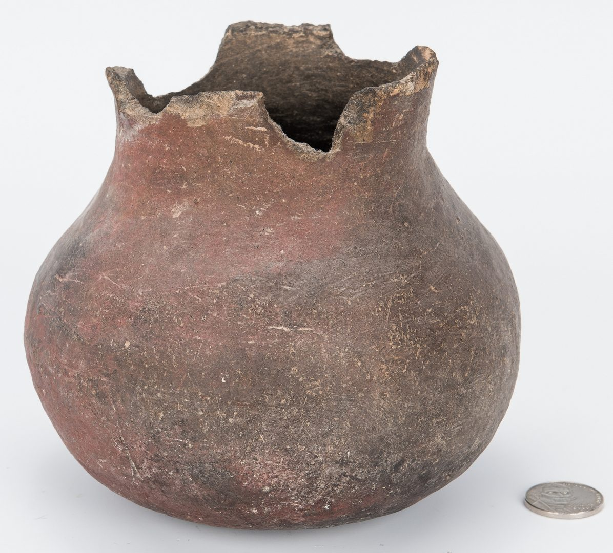 Lot 274: 5 Native American Pottery Pots, Salado & Gila River
