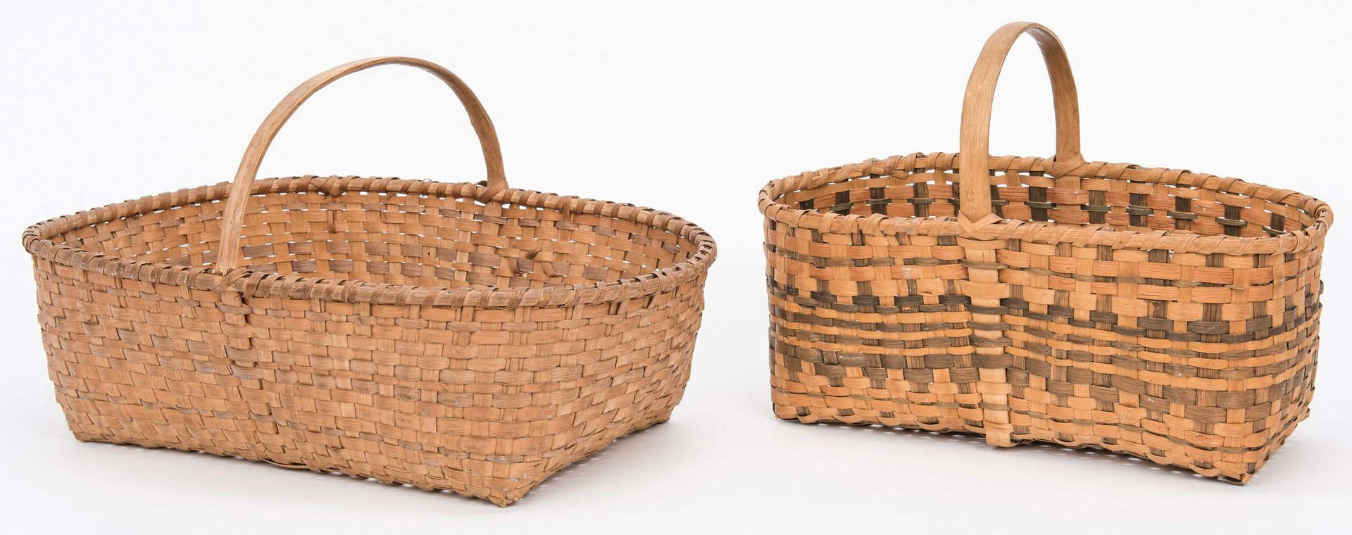 Lot 277: 4 Native American Baskets