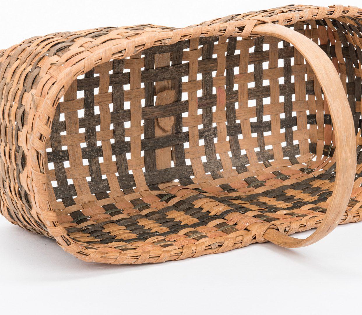 Lot 277: 4 Native American Baskets
