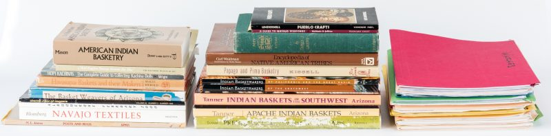Lot 278: 17 Native American Art Books & More