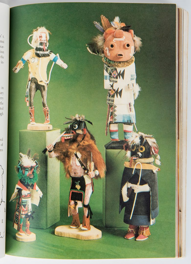 Lot 278: 17 Native American Art Books & More