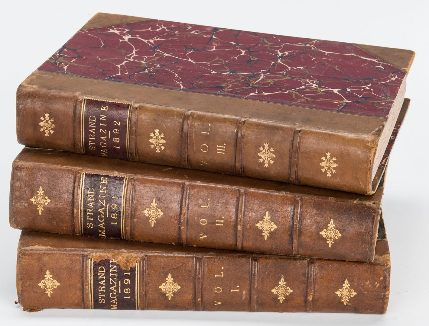 Lot 288: Strand and Metropolitan Magazines inc. Sherlock Holmes