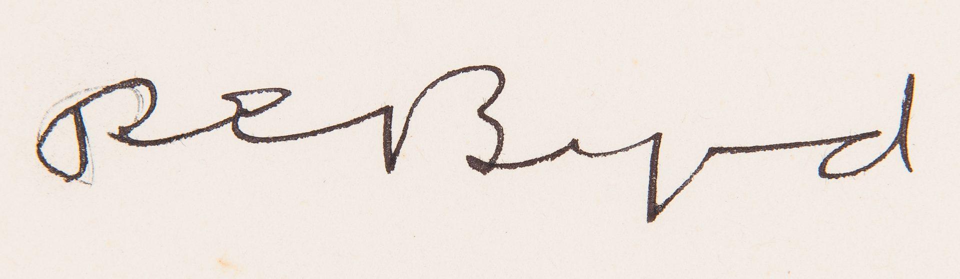 Lot 292: 15 Biographies/AutoBiog, Most Signed