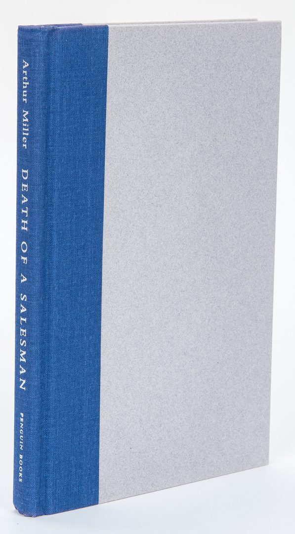 Lot 293: 7 Signed Misc. Books, incl. Salk, Miller, Gore