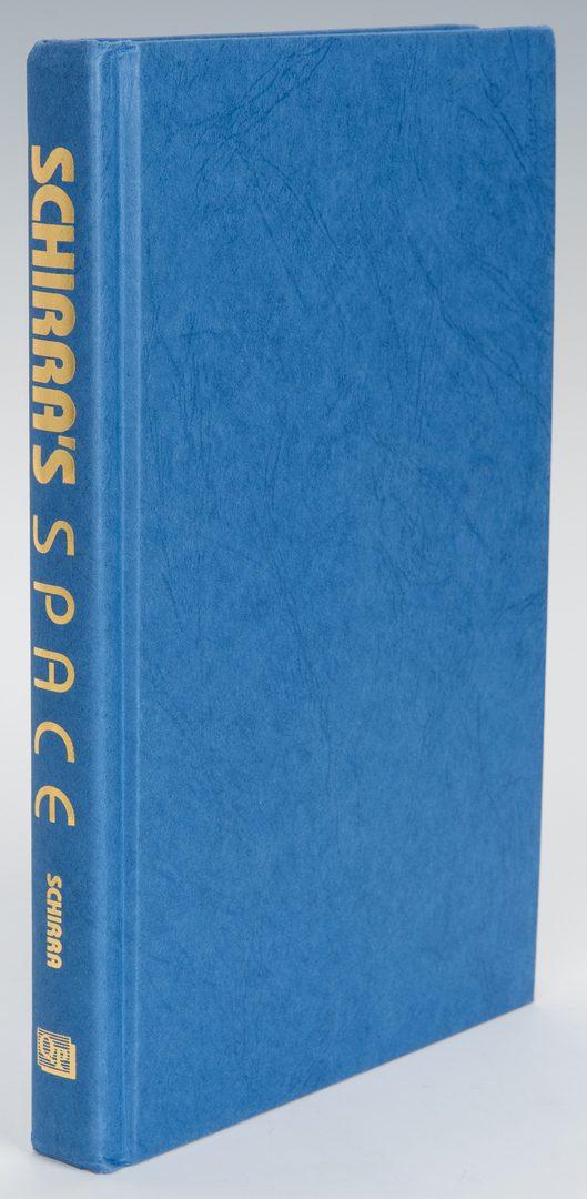Lot 294: 6 American Astronaut Signed Books, incl. Glenn, Aldrin