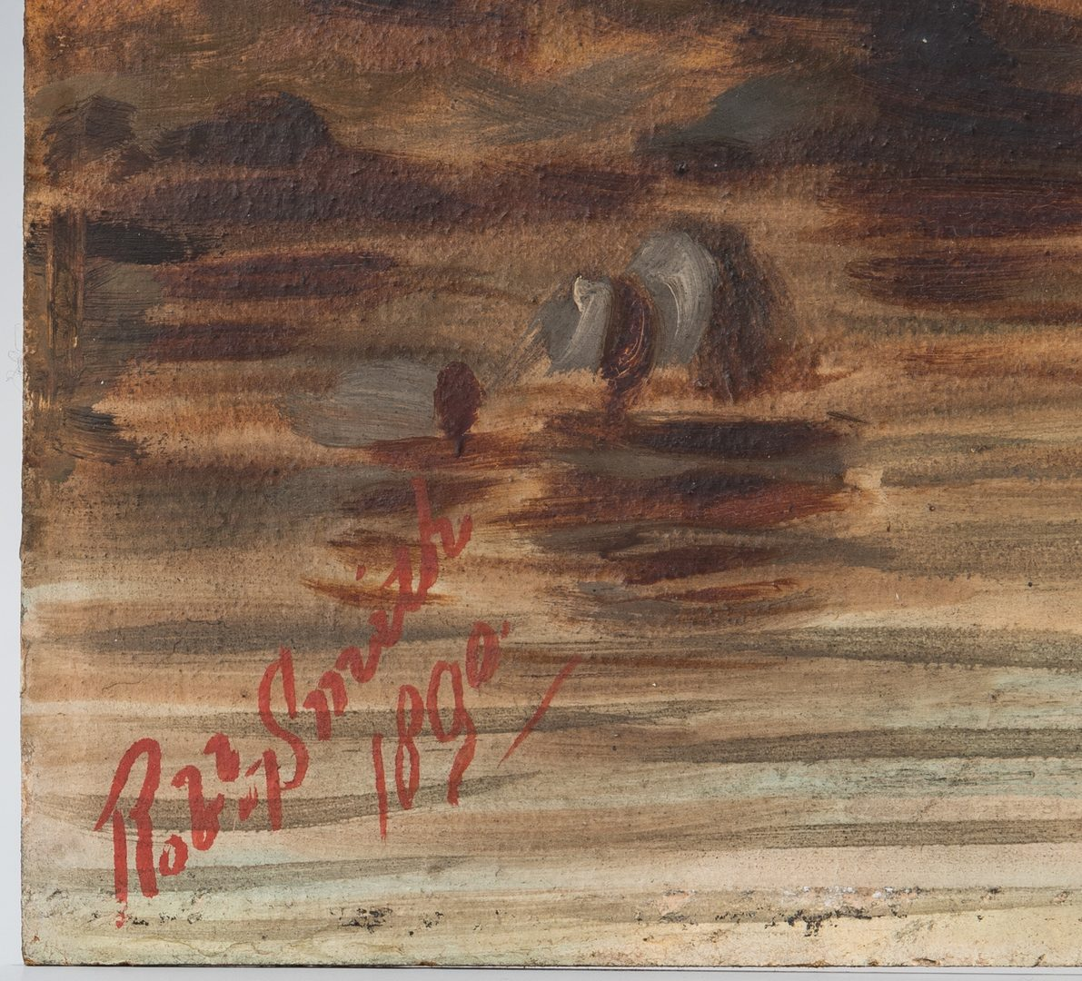 Lot 330: Gerald DePrie Christopher Columbus Drawing