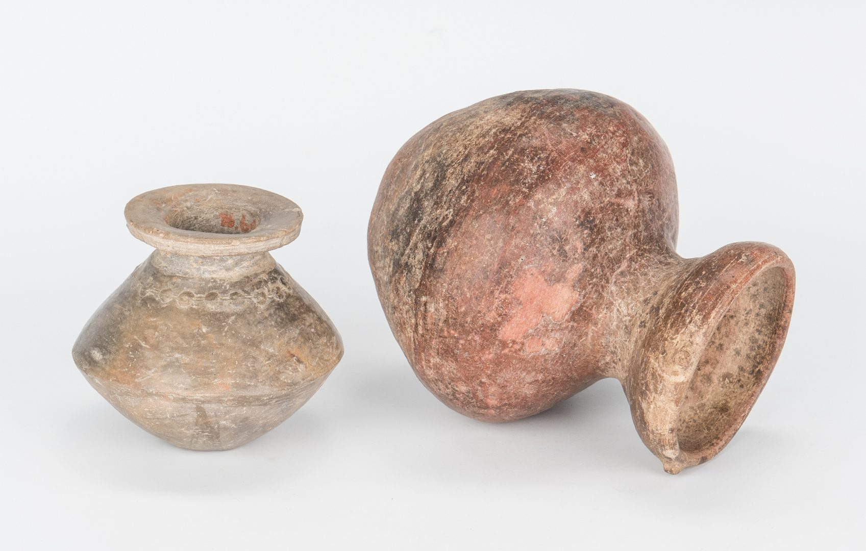 Lot 371: 13 Pre-Columbian Pottery Vessels, Misc.