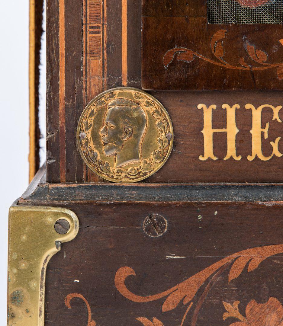 Lot 375: Russian Walzendrehorgel – Street Organ