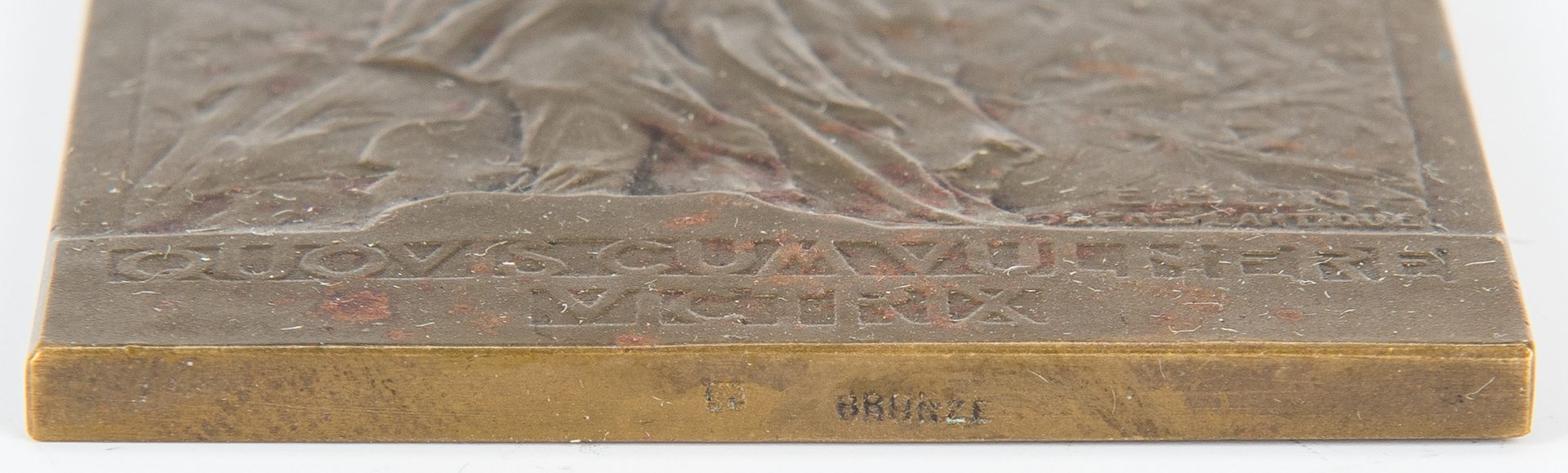 Lot 402: 4 Medals w/ Storage Box