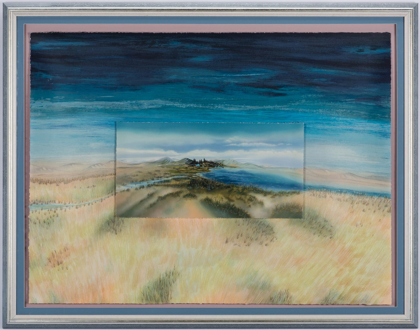 Lot 410: 2 Livingstone-Strong Limited Edition Serigraphs