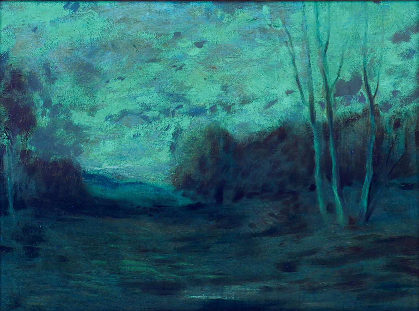 Lot 101: John Francis Murphy Tonalist Landscape O/C