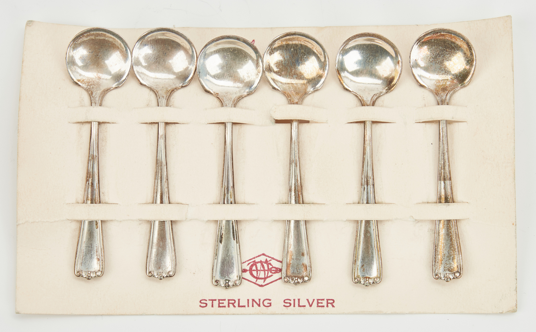 Lot 1028: 32 Pcs. Sterling Flatware, inc. Frank Smith Fiddle Thread