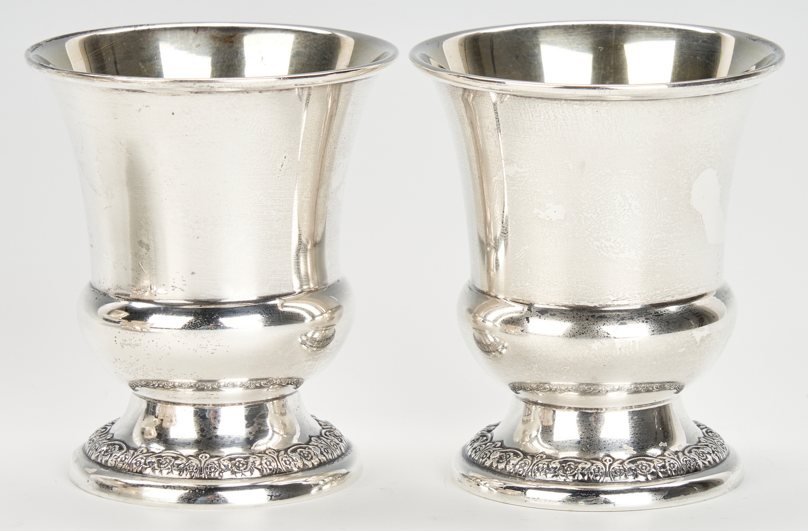 Lot 1035: 20 Sterling Silver Items, incl. Tiffany & Co.