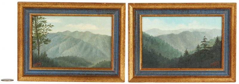 Lot 138: Pr. Wm. McCoy East TN Mountain Oils