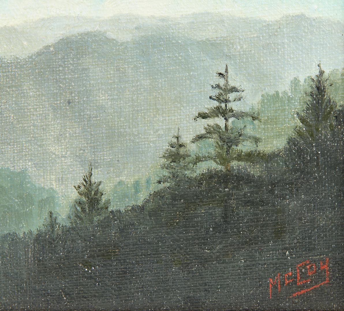 Lot 138: Pr. Wm. McCoy East TN Mountain Oils