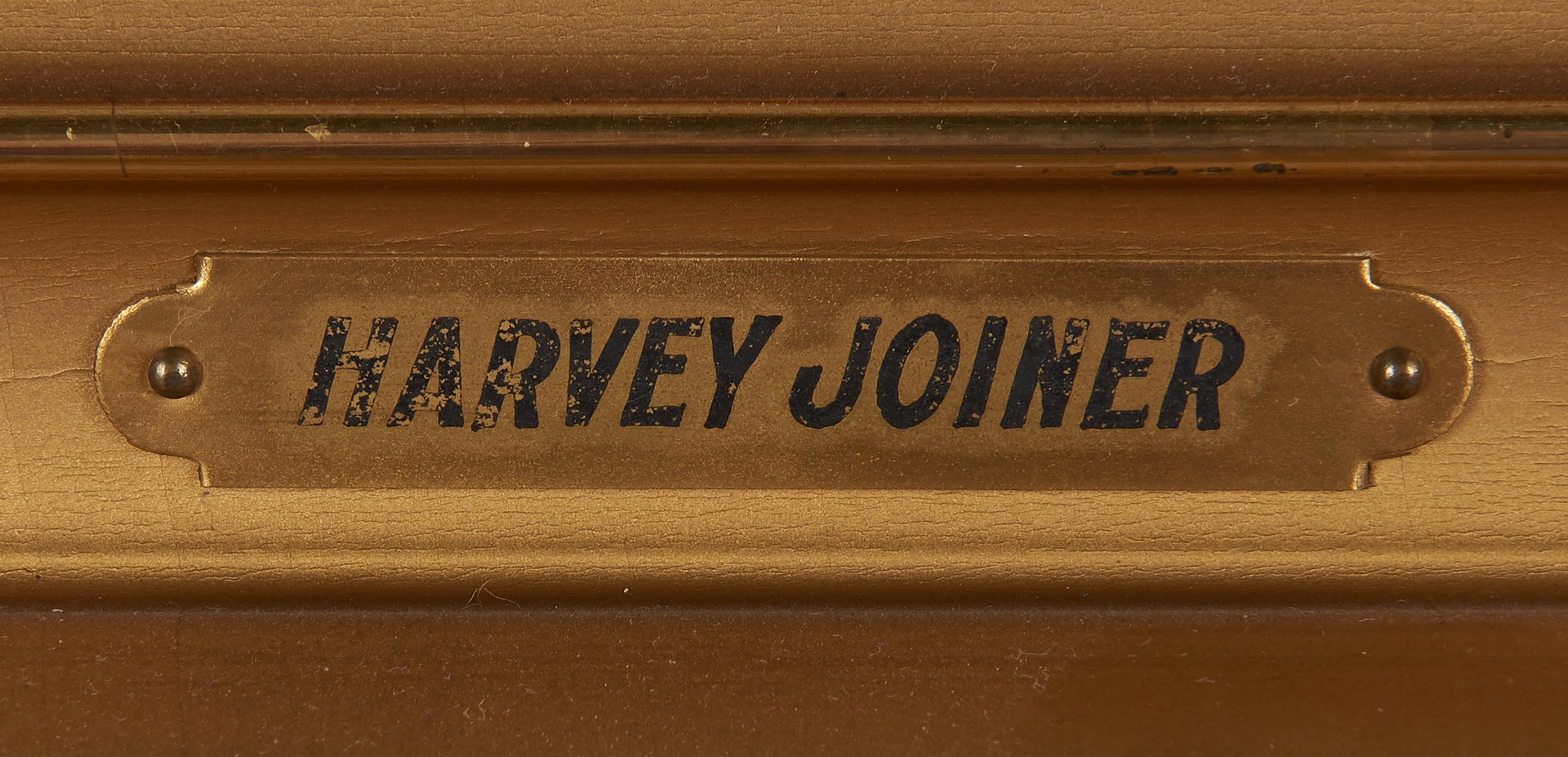 Lot 139: Harvey Joiner O/B Fall Landscape
