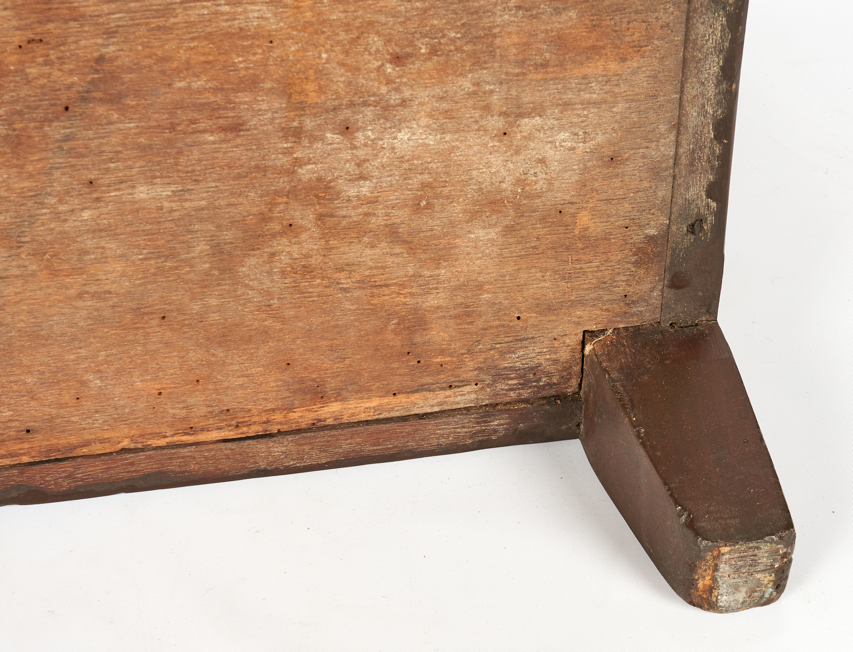 Lot 152: Southern Miniature Sugar Chest or Sugar Box
