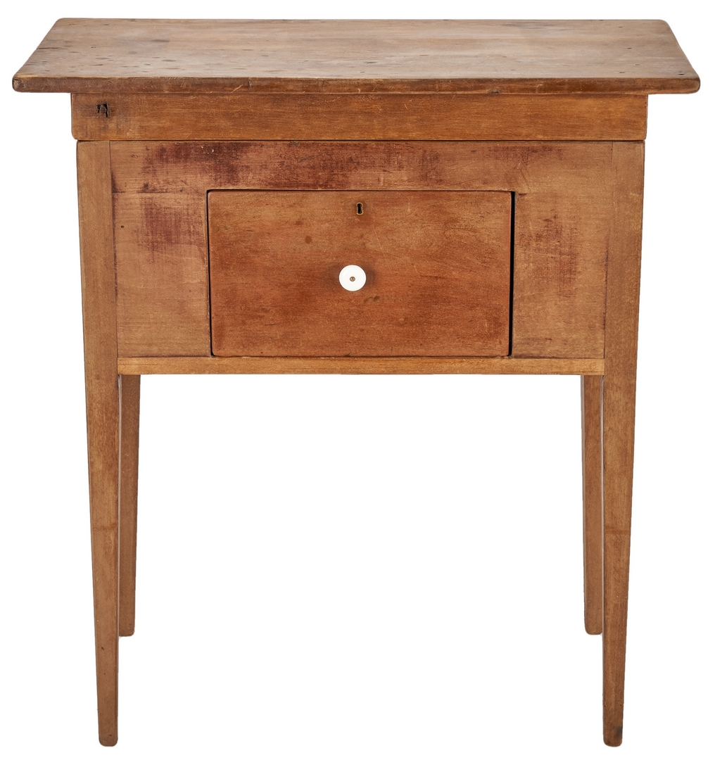 Lot 154: Southern Biscuit Table/Huntboard