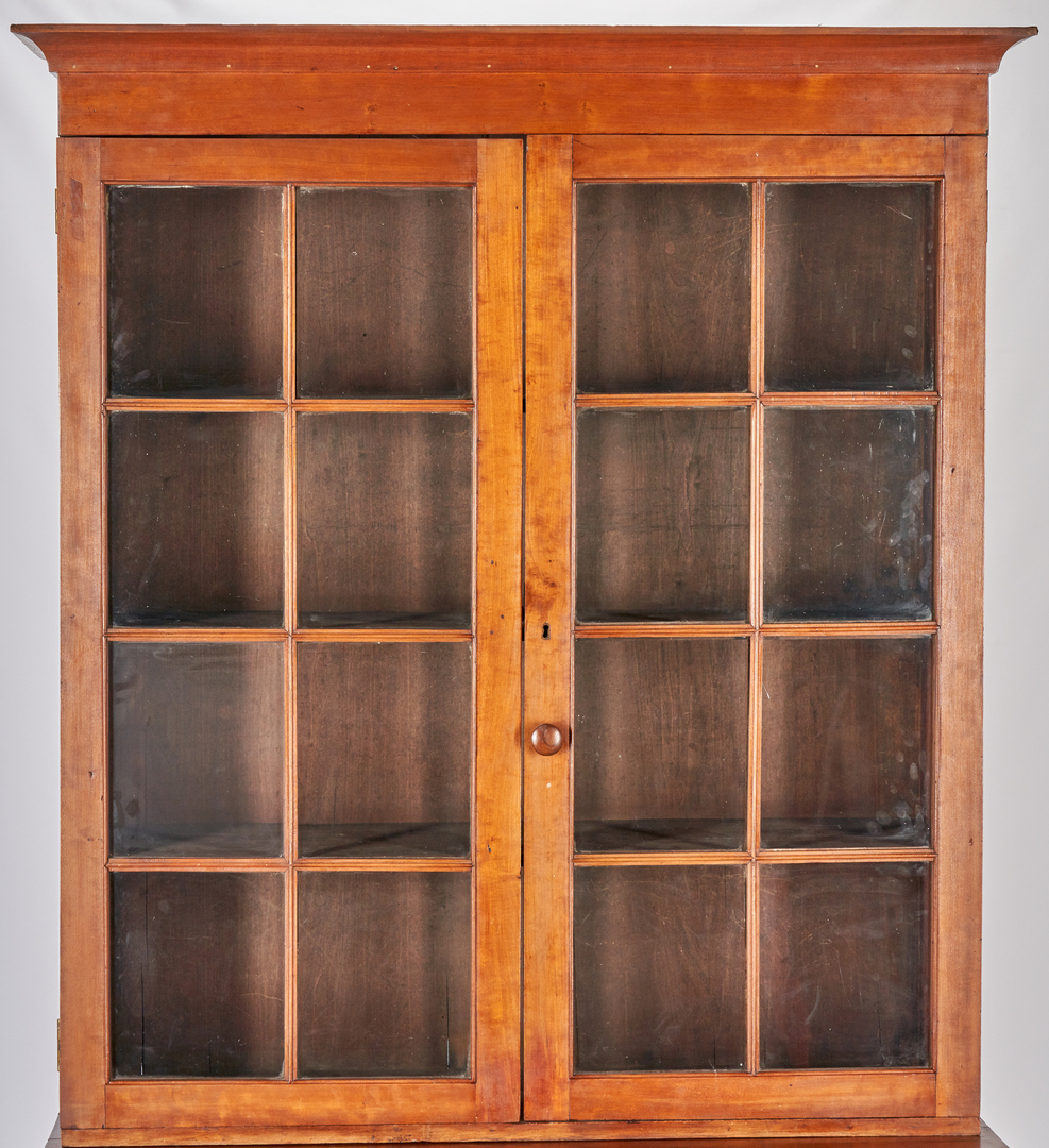 Lot 156: East Tennessee Cherry Press, attrib. Jacob Fisher