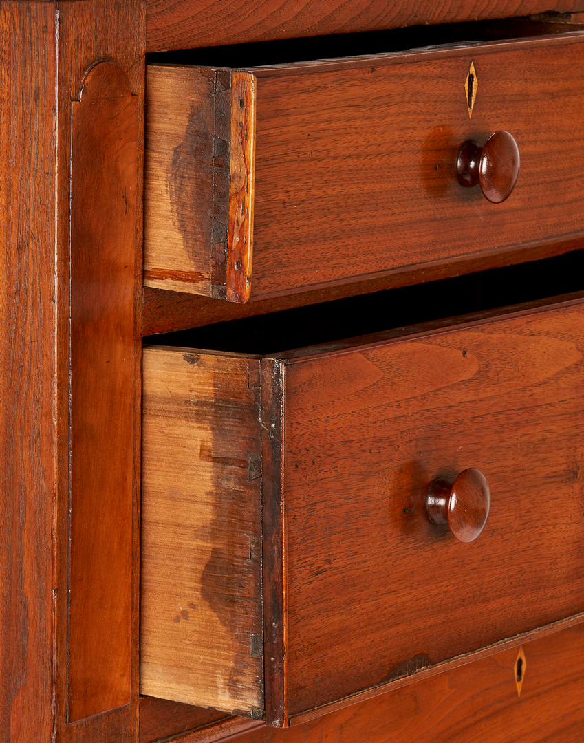Lot 164: Southeast Tennessee Chest of Drawers