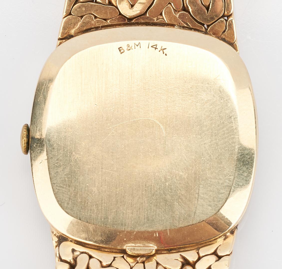 Lot 230: Baume and Mercier Men's Timepiece