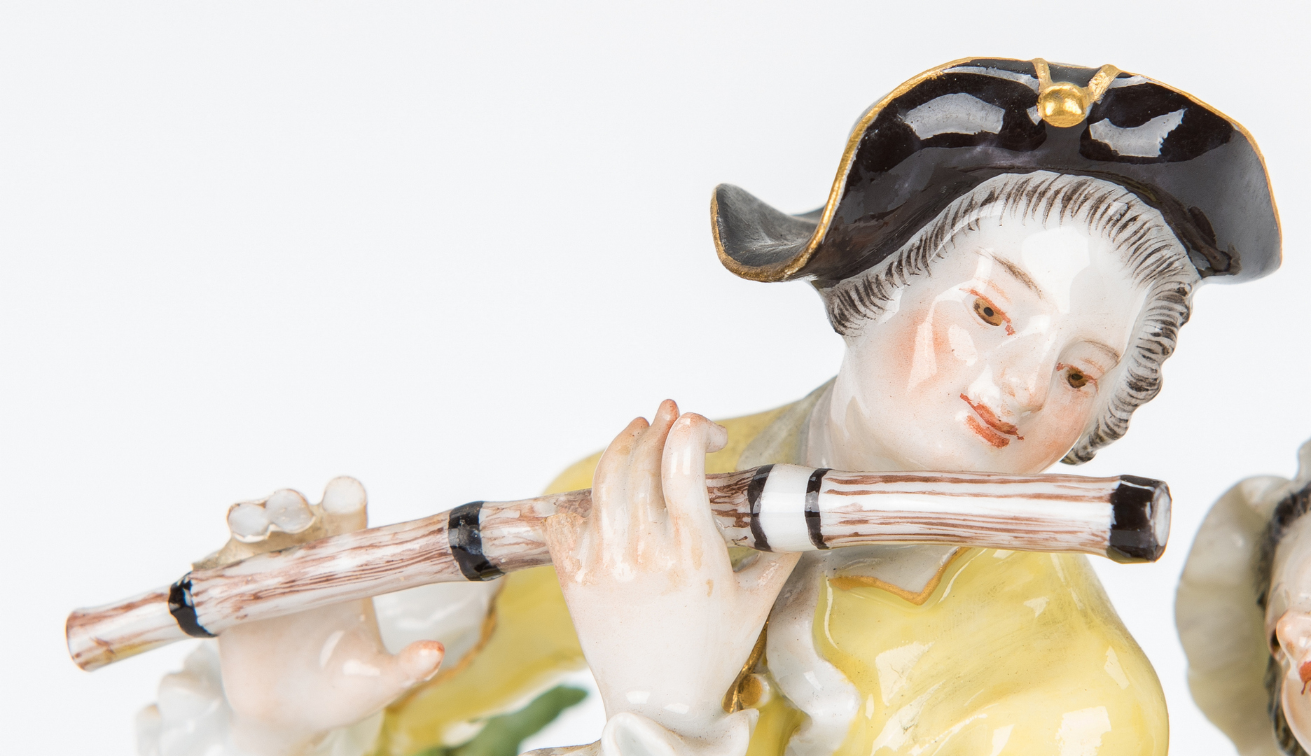 Lot 260: Meissen Porcelain Figural Group