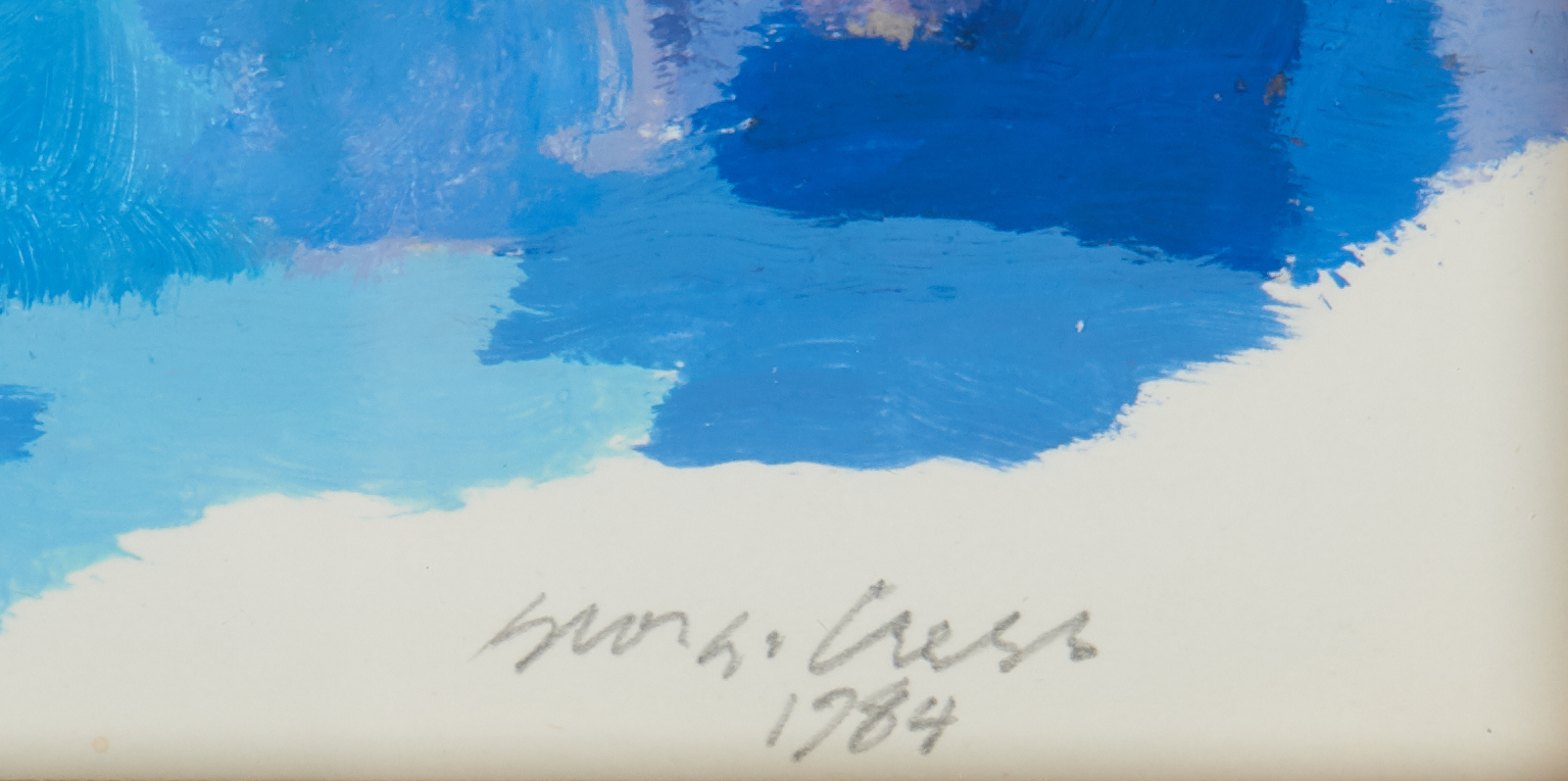 Lot 275: George Cress, Trevi Fountain Fragment