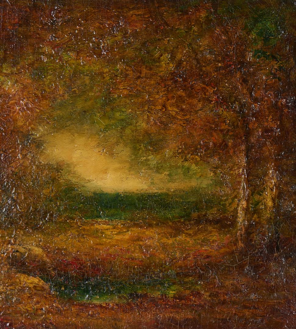 Lot 289: Hudson Kitchell O/C Landscape