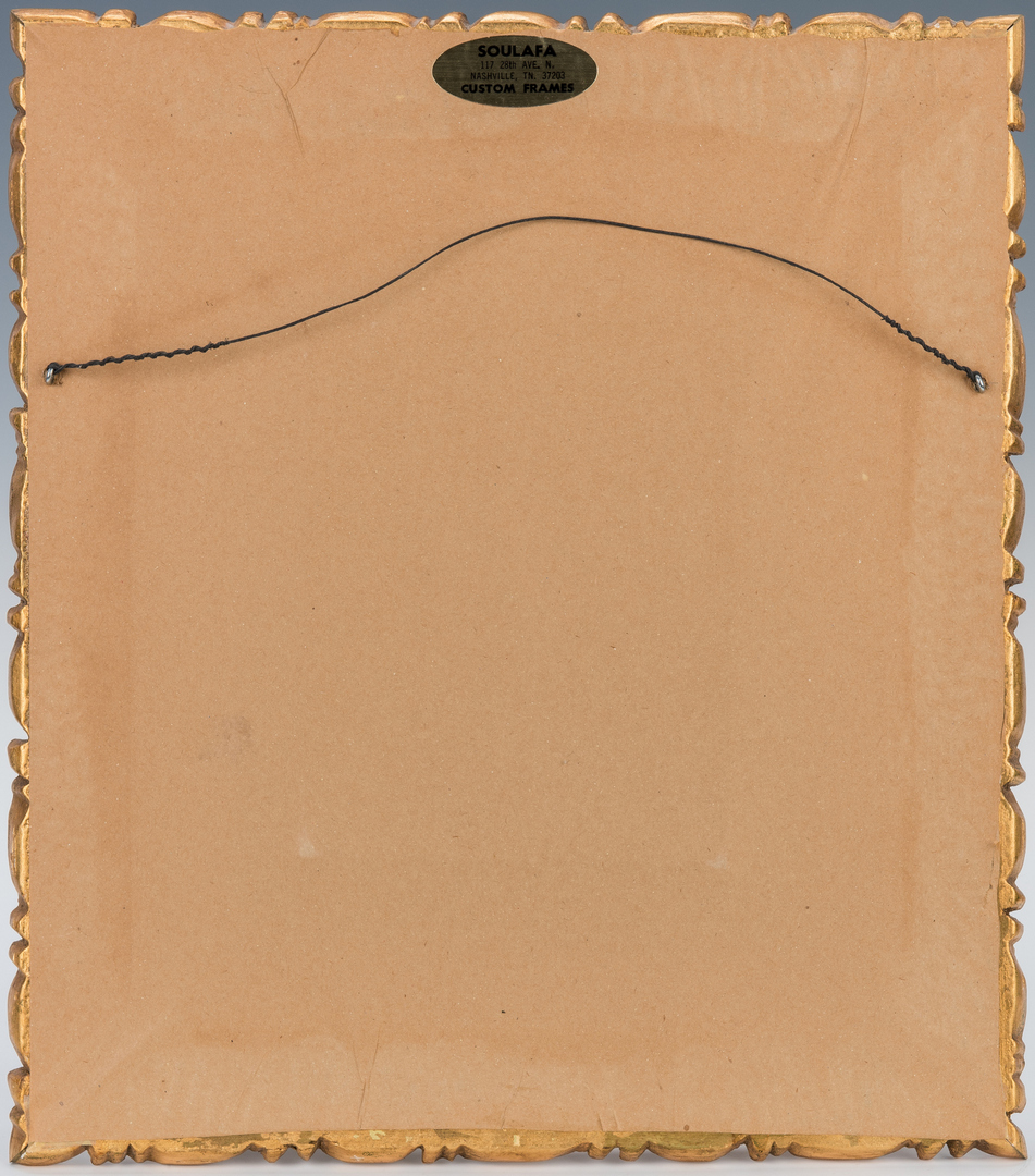 Lot 304: Regency Era O/B, Portrait of a Woman