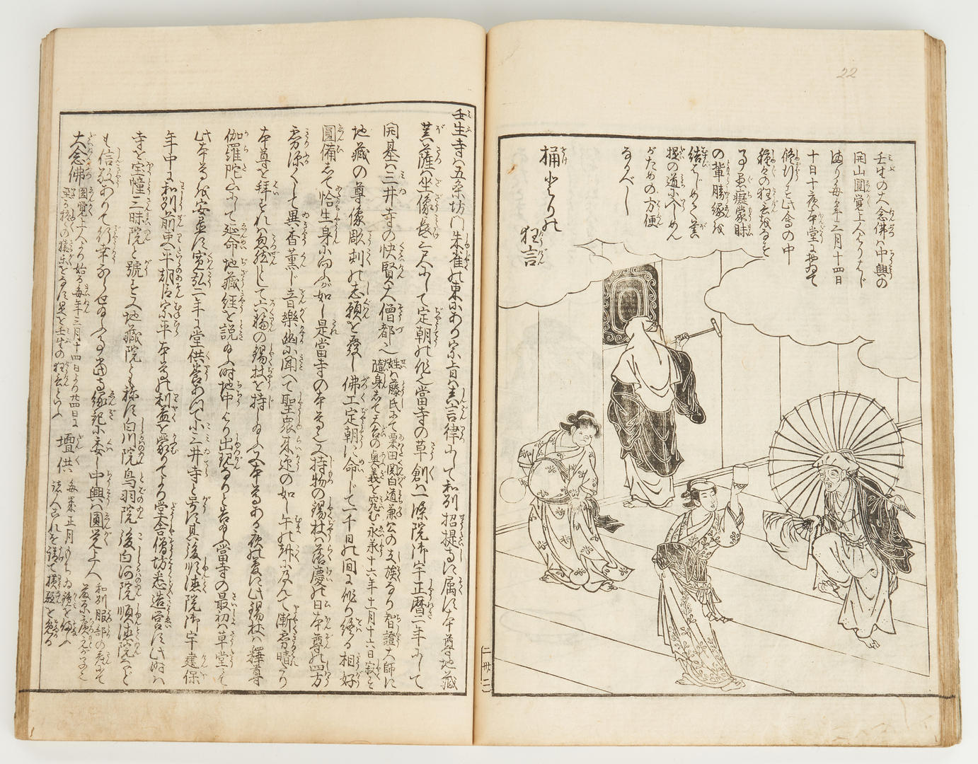 Lot 343: Akisato, Views of the Imperial Capital