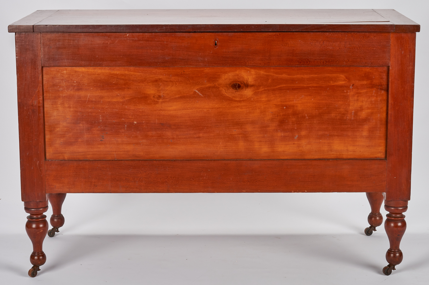 Lot 357: Middle TN Cherry Blanket Chest