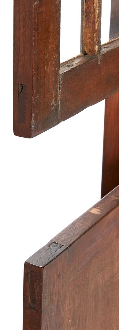Lot 366: East TN Cherry Corner Cupboard, poss. Jacob Fisher