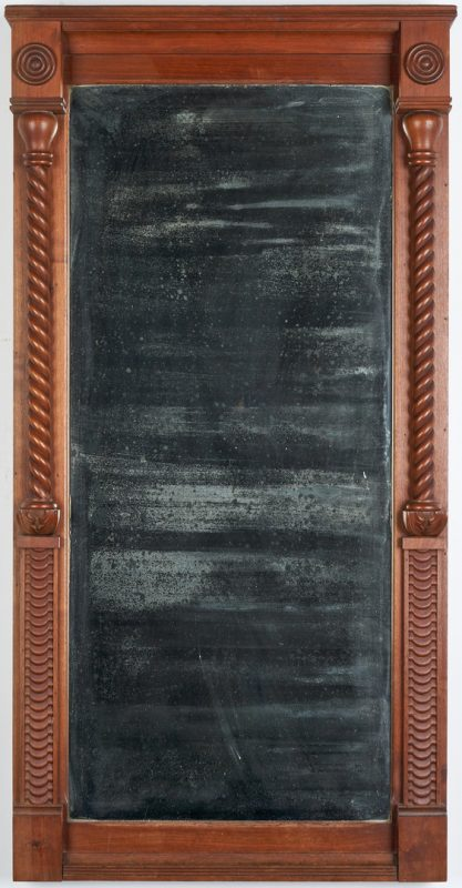 Lot 367: East TN Sheraton Mirror, attrib. to Jacob Fisher