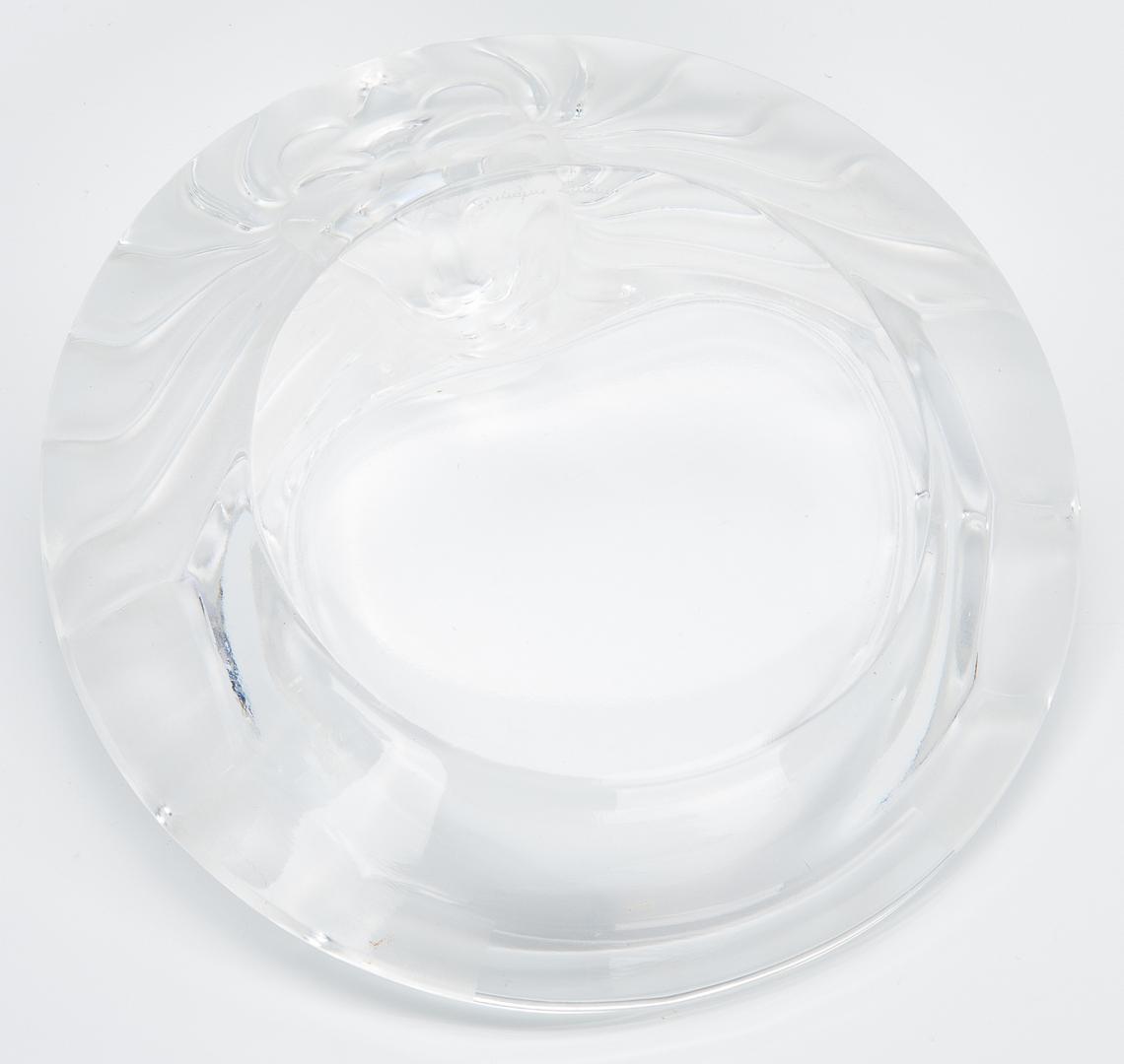 Lot 482: Group of Lalique Glass, 6 pcs.