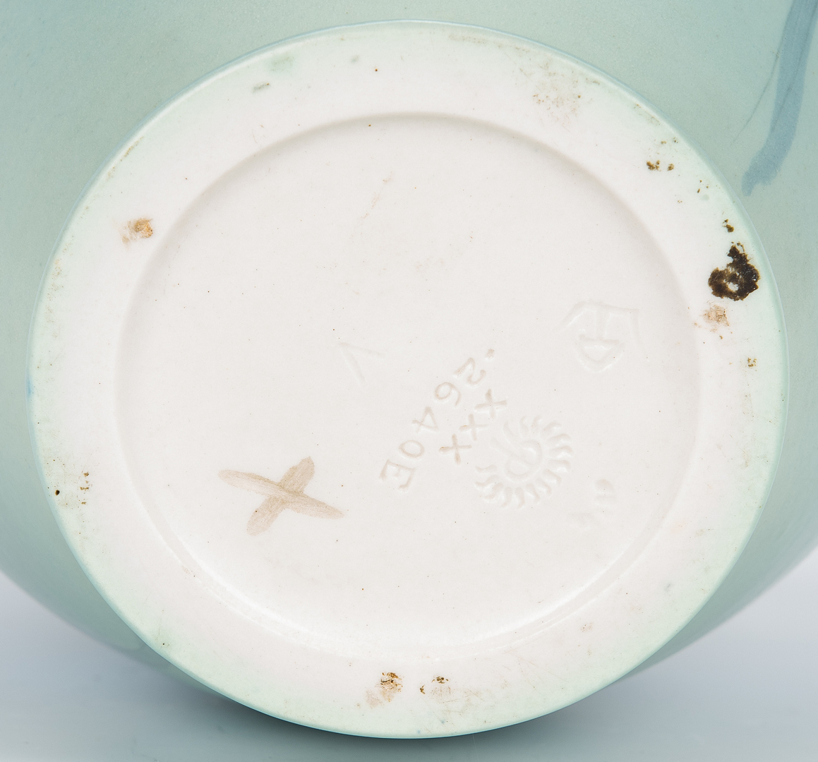 Lot 500: Ed Diers Signed Rookwood Art Pottery Jar