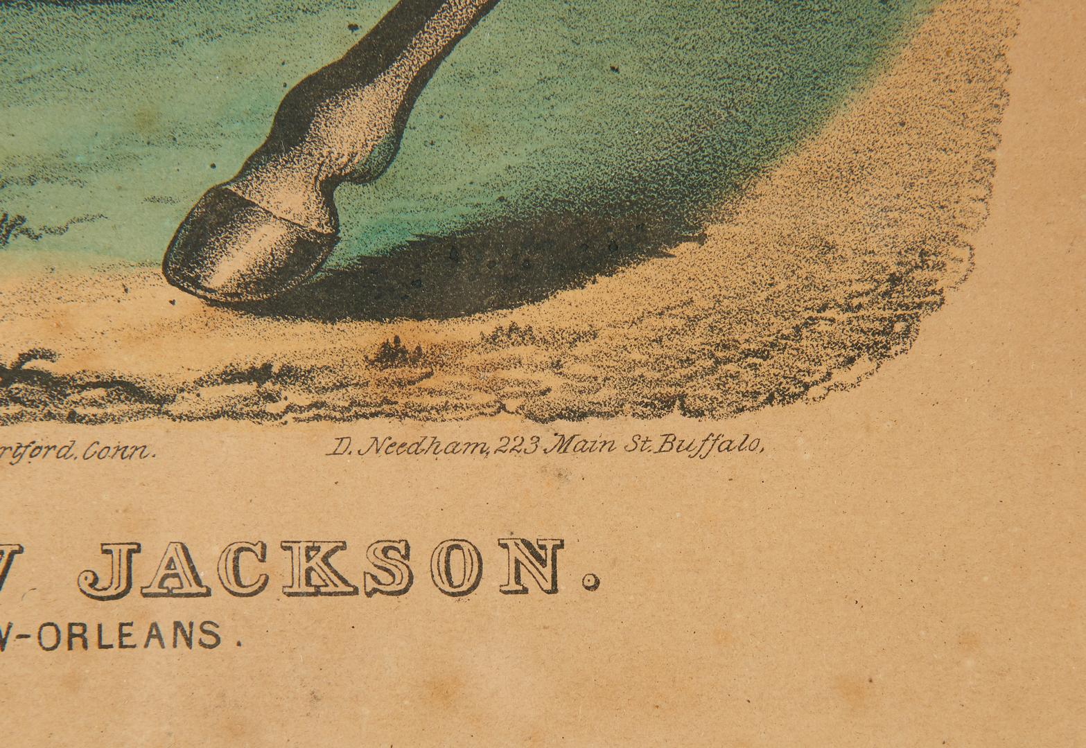 Lot 598: 2 Flintlock Pistols, Gen. Jackson, Ambrister and Arbuthnot history