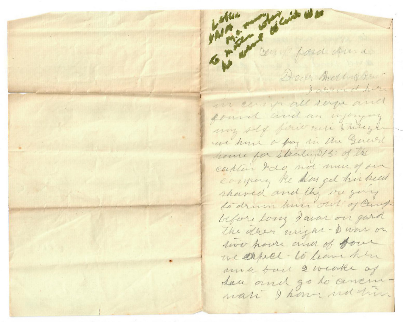 Lot 617: Marcellus Messer Archive incl. Trunk