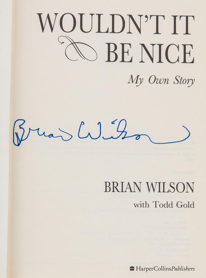 Lot 637: 16 Celebrity Signed Books