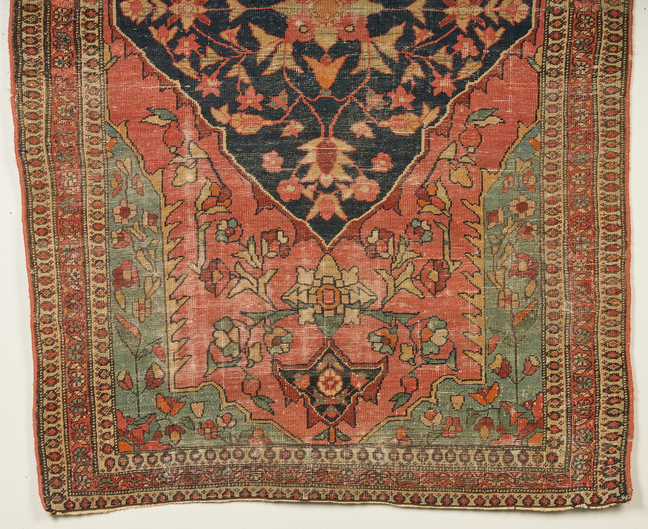 Lot 664: 2 Persian Sarouk Rugs
