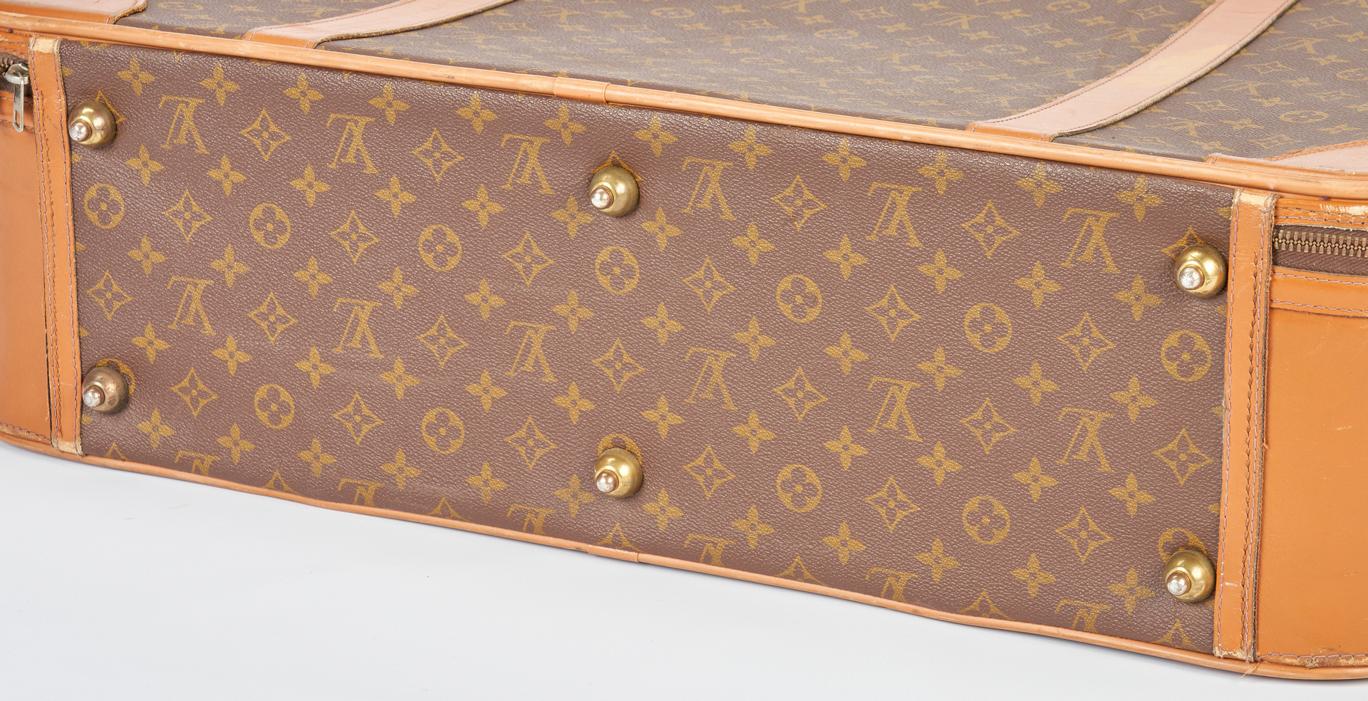 Lot 704: 2 Louis Vuitton Luggage Items