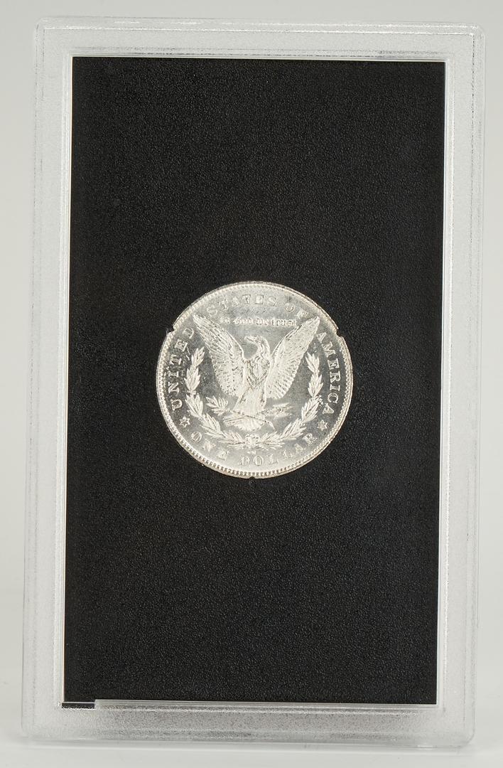 Lot 742: 1878 GSA Morgan Carson City Dollar, Uncirculated