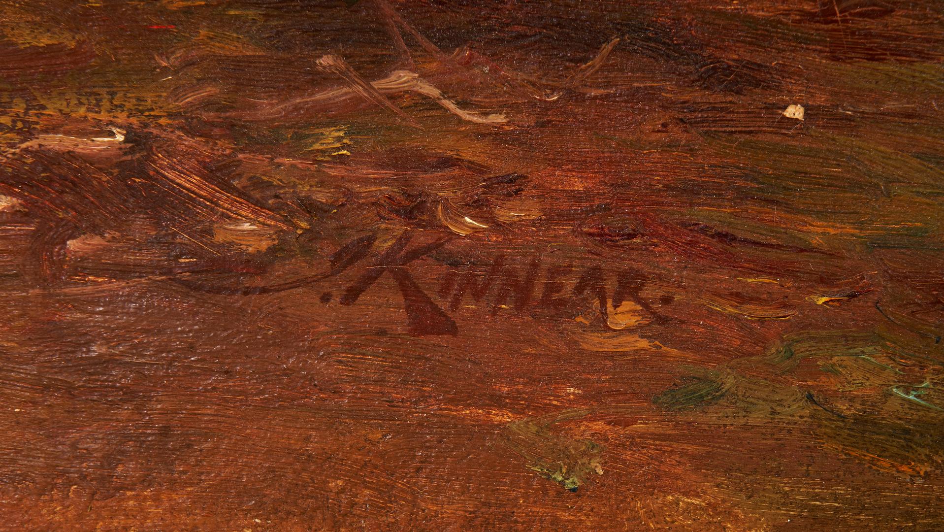 Lot 824: James S. Kinnear O/C, Dalmeny Shore