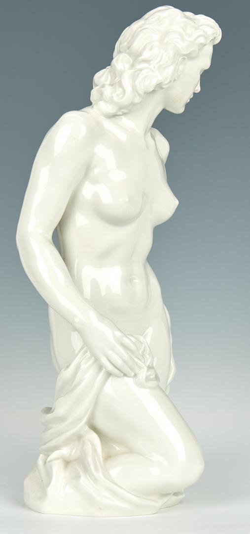 Lot 848: Meissen Female Nude, Robert Ullman