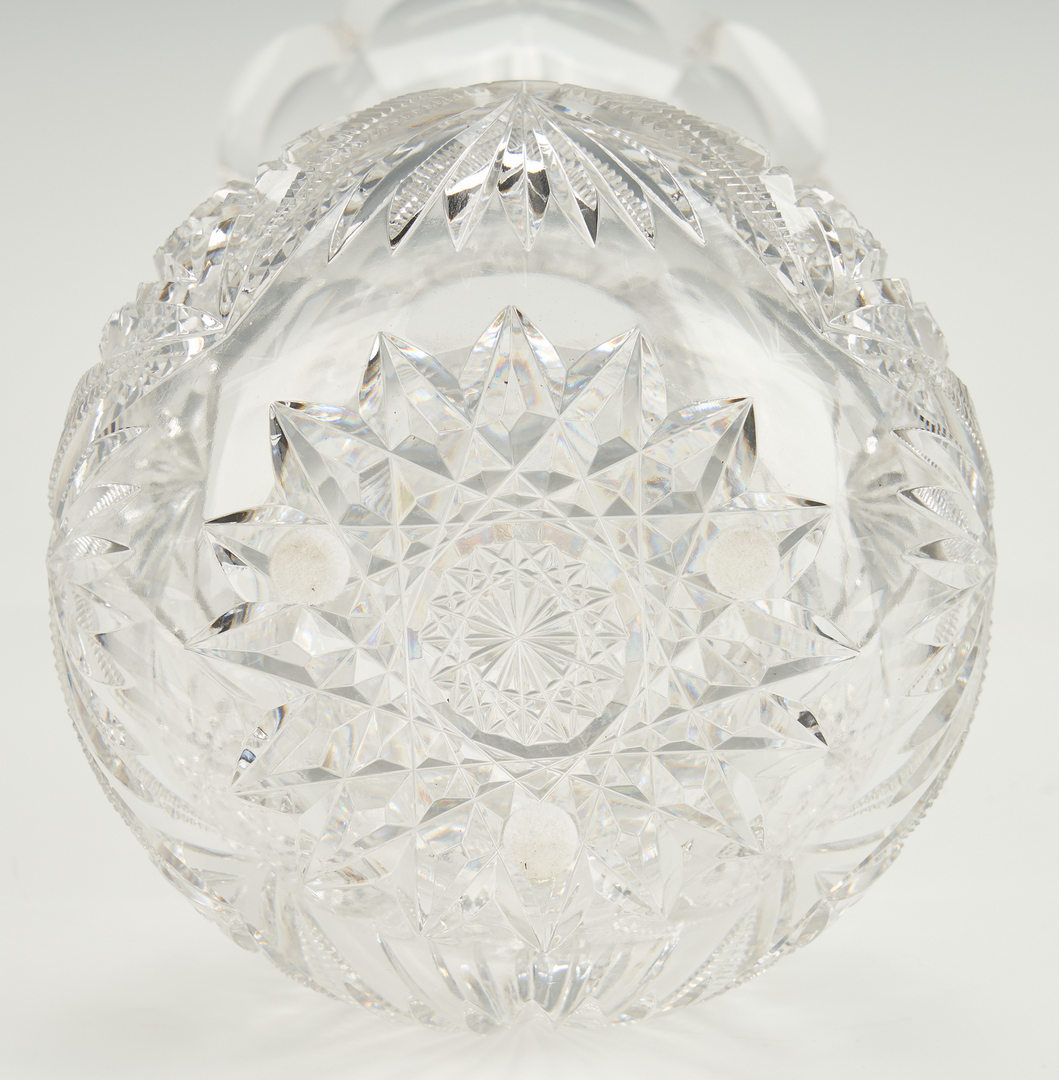 Lot 856: ABPCG Flared Bowl and Vase