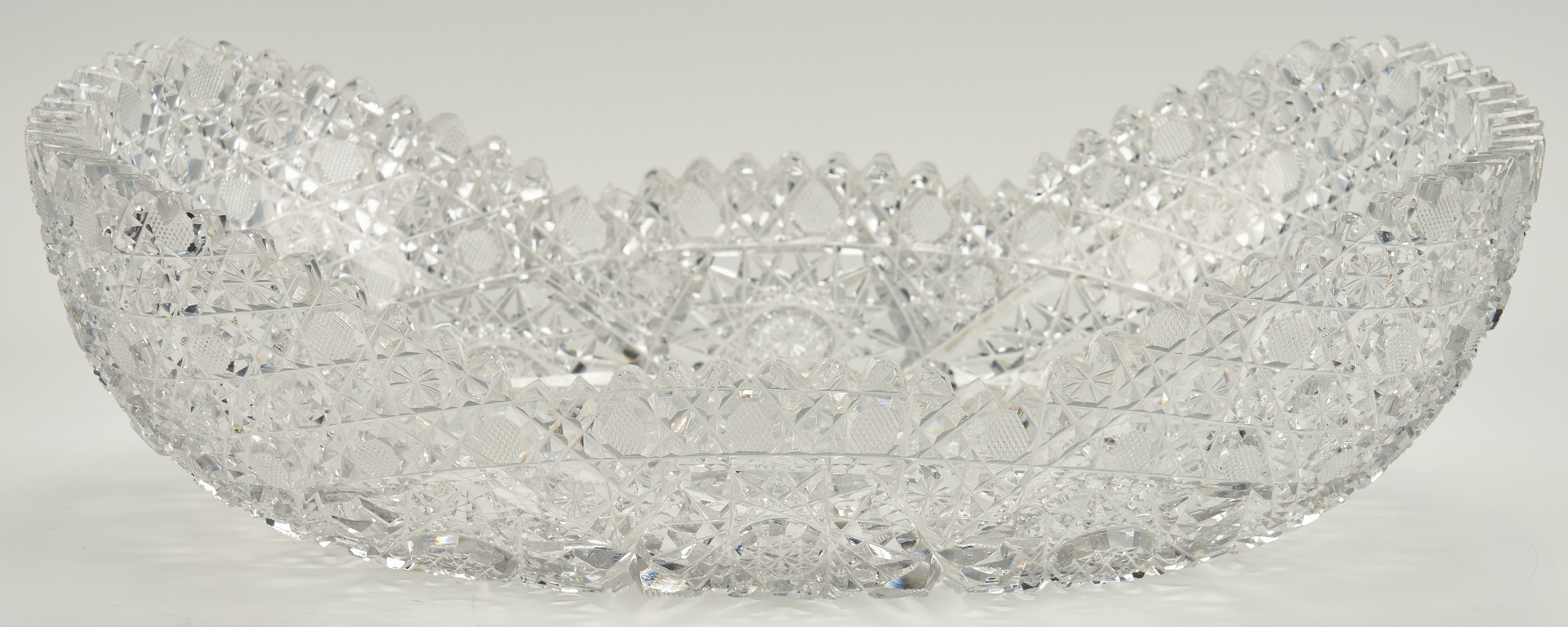 Lot 859: ABPCG Orange Bowl and Oval Tray