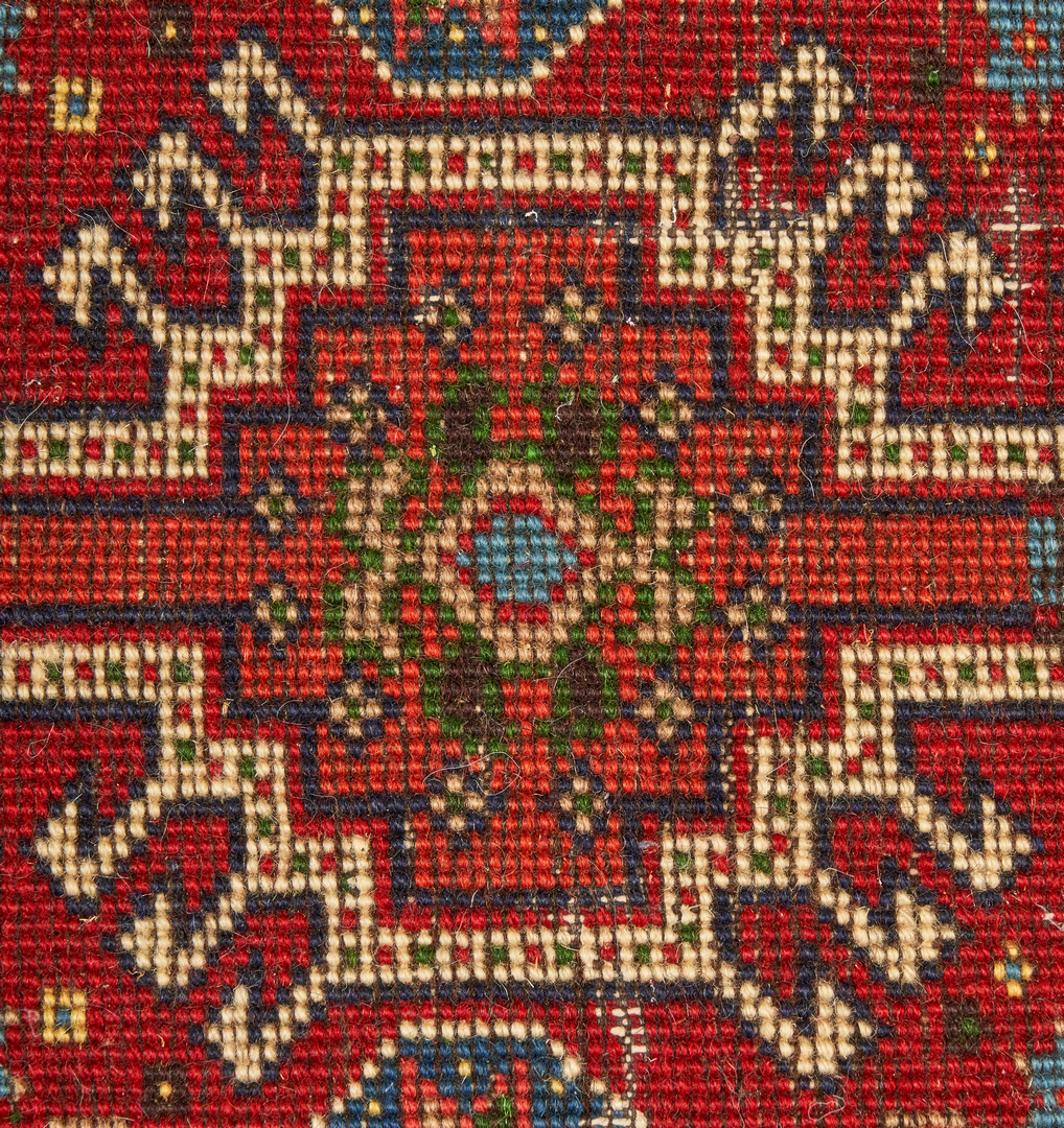 Lot 900: 2 Rugs: Turkish Konya and South Persian Yalameh