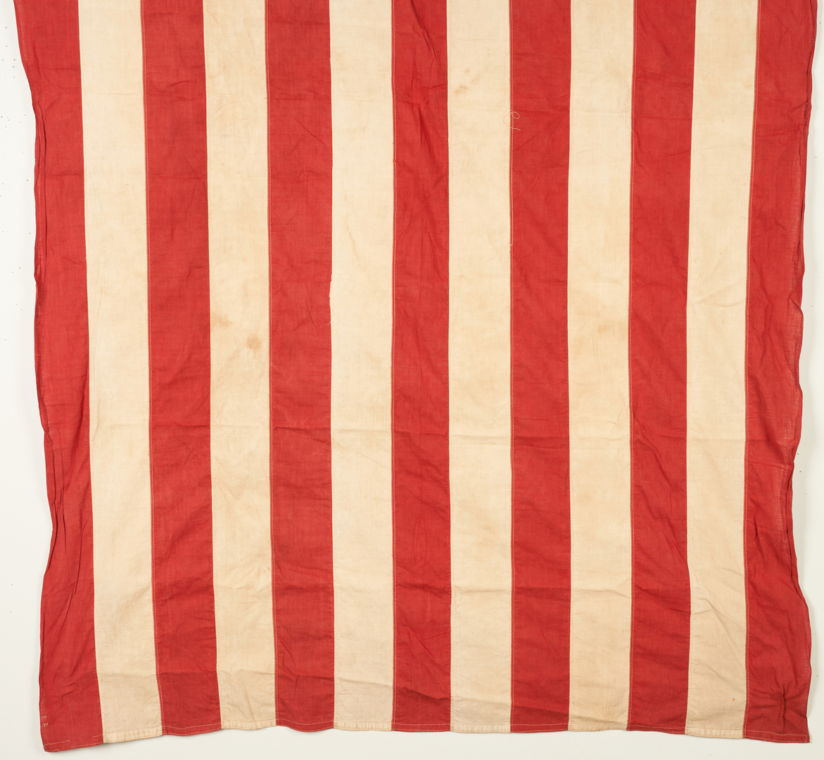 Lot 904: 45 Star American Flag