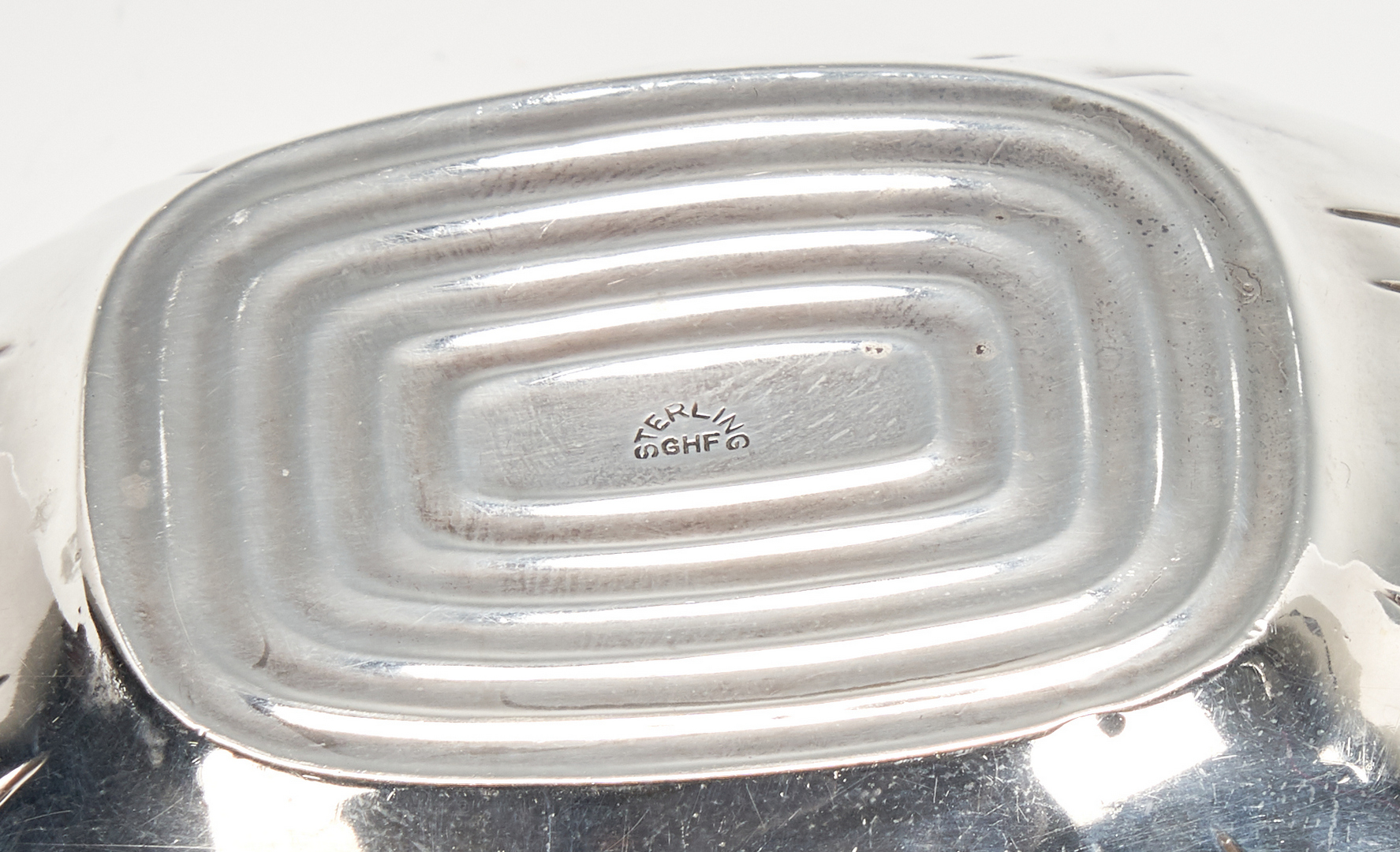 Lot 939: 47 Sterling Silver Items, incl nut dishes