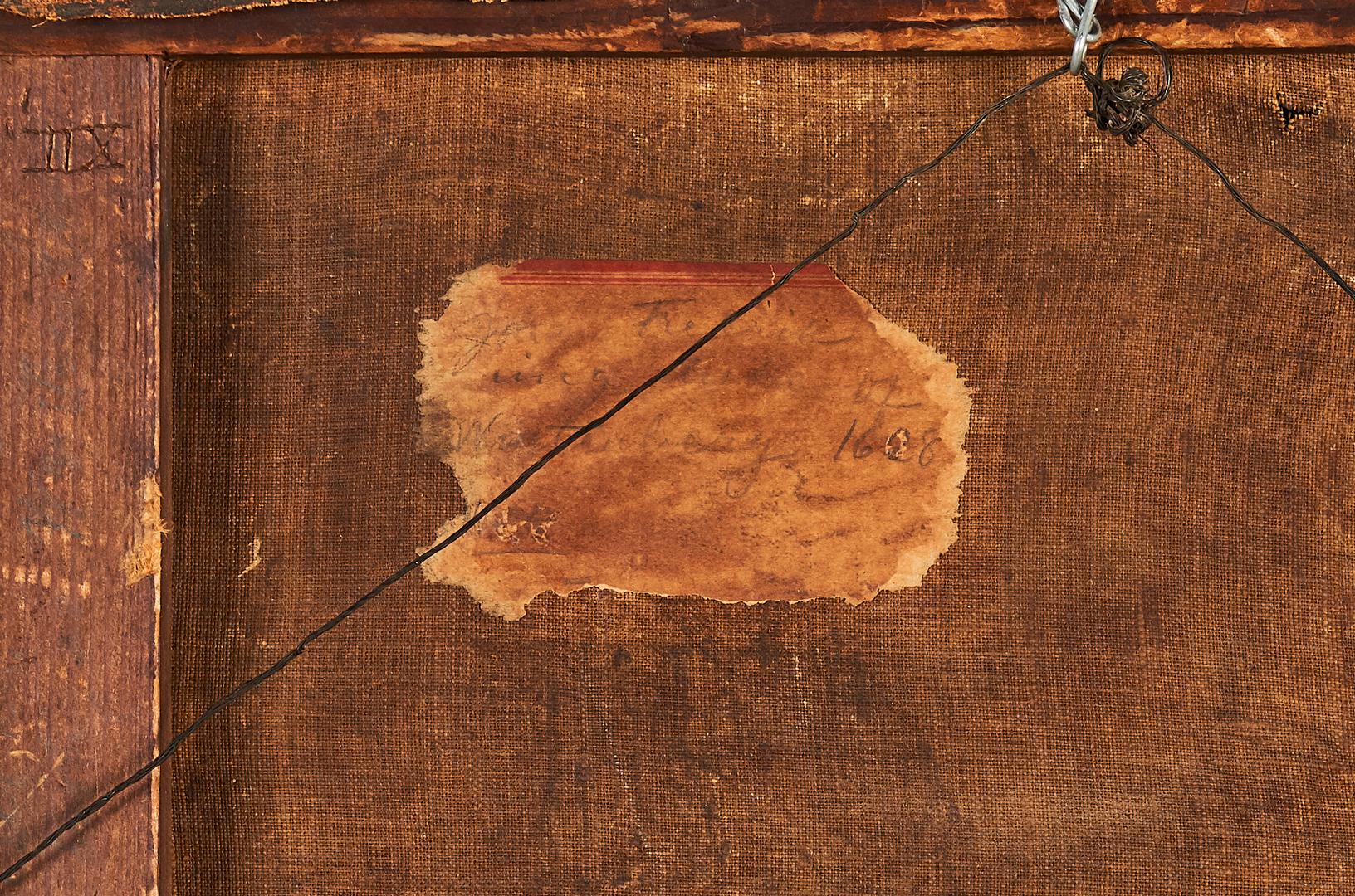 Lot 94: Portrait of Duke Johann Friedrich von Wurttemberg